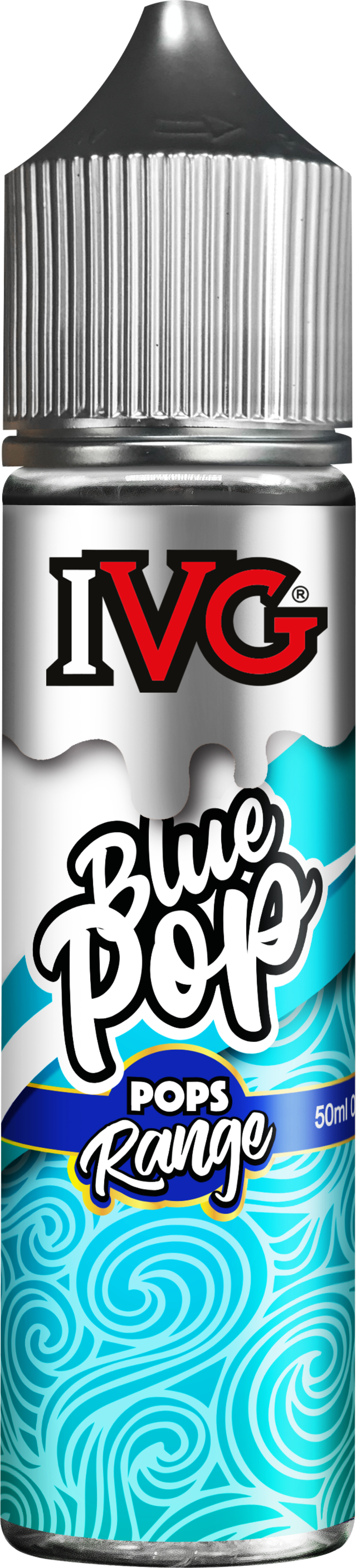 Blue pop by I VG Pops 50ml