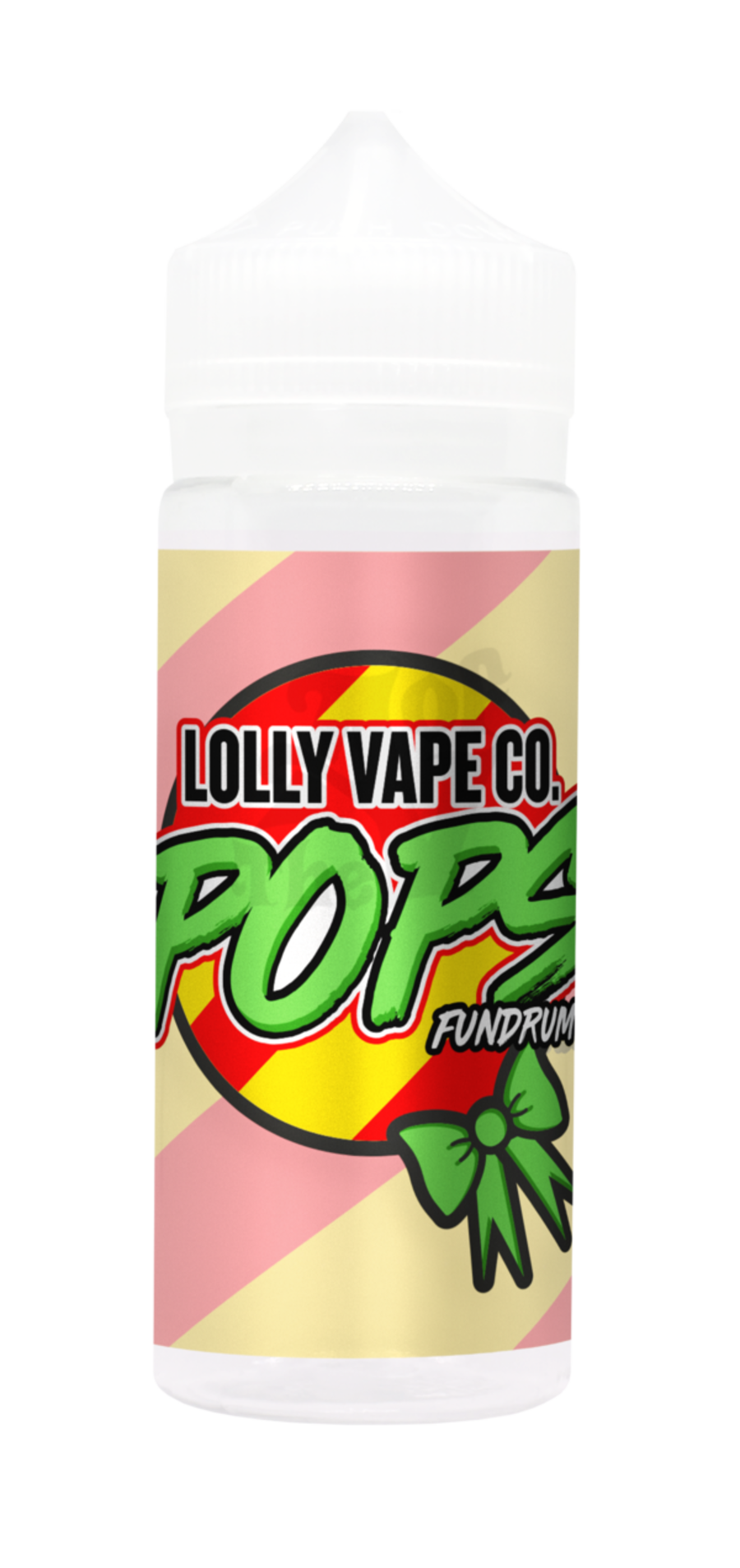 Fundrum By Lolly Vape Co Pop 100ml 0mg