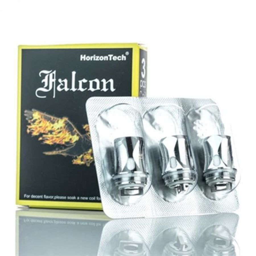 Falcon Replacement Coil 3 Pack By HorizonTech