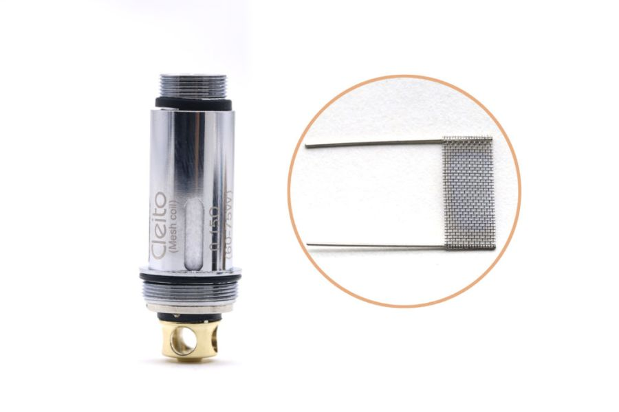 Cleito 120 Pro Mesh Coil By Aspire