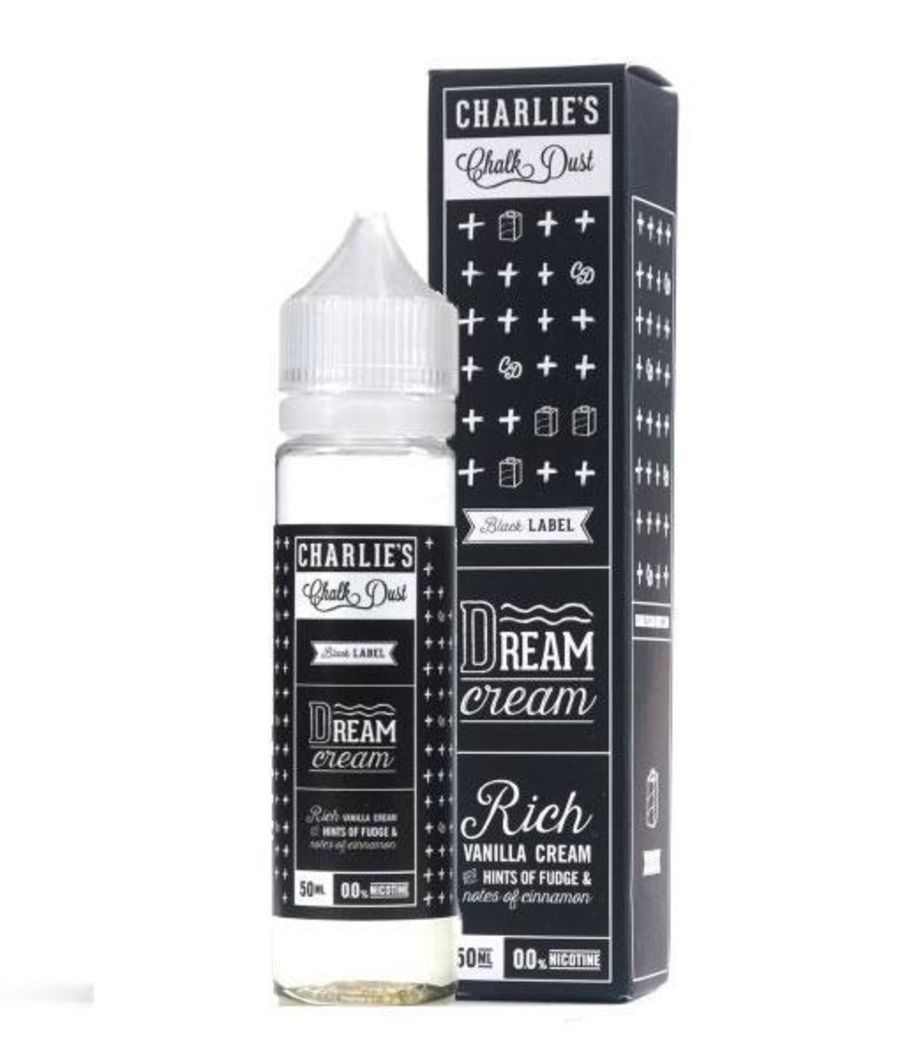 Dream Cream By Charlies Chalkdust 50ml 0mg