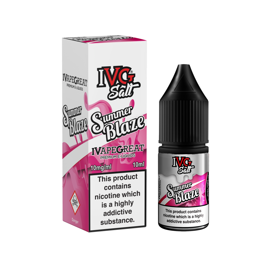 Summer Blaze by I VG Salts 10ml