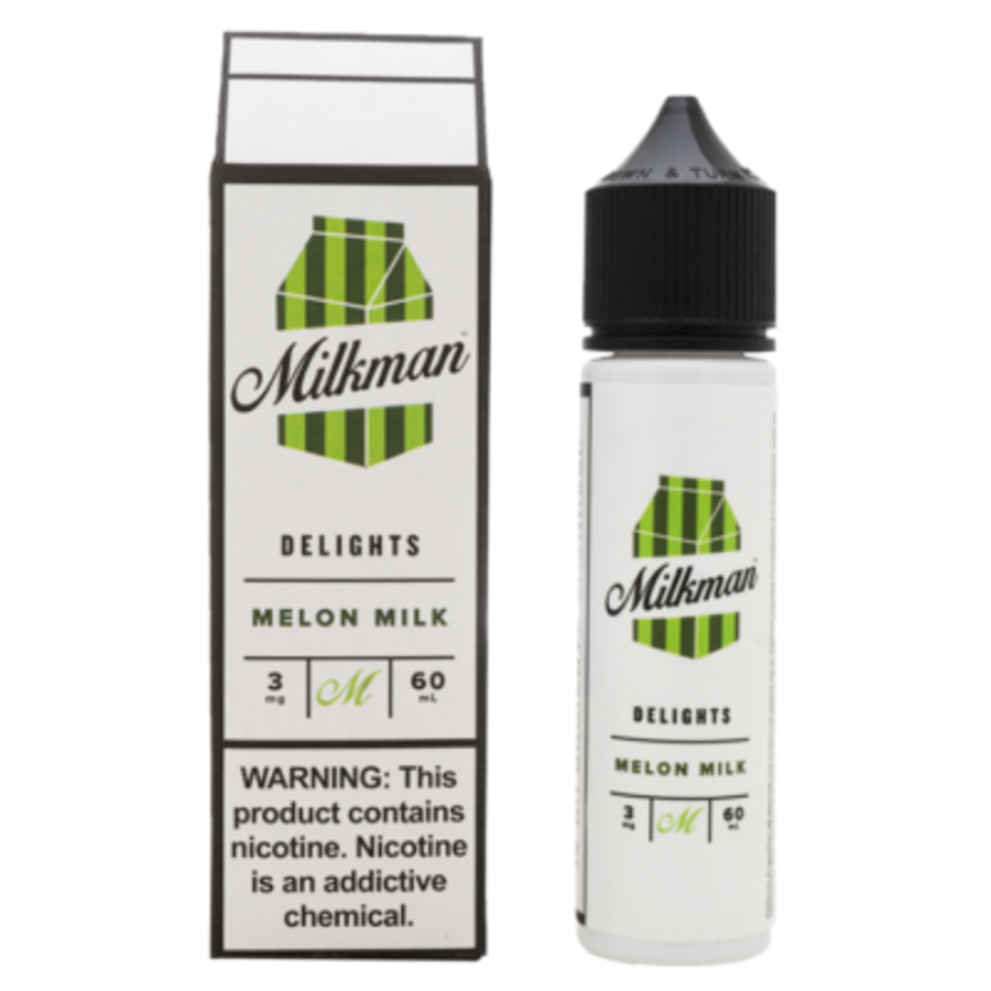 Melon Milk By The Milkman 50ml shortfill