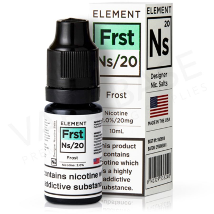 Frost Nic Salt By Element Eliquid