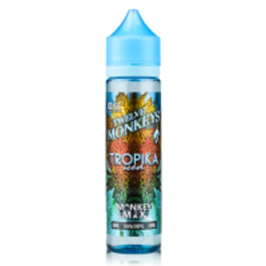 Tropika Iced By Twelve Monkeys 50ml 0mg