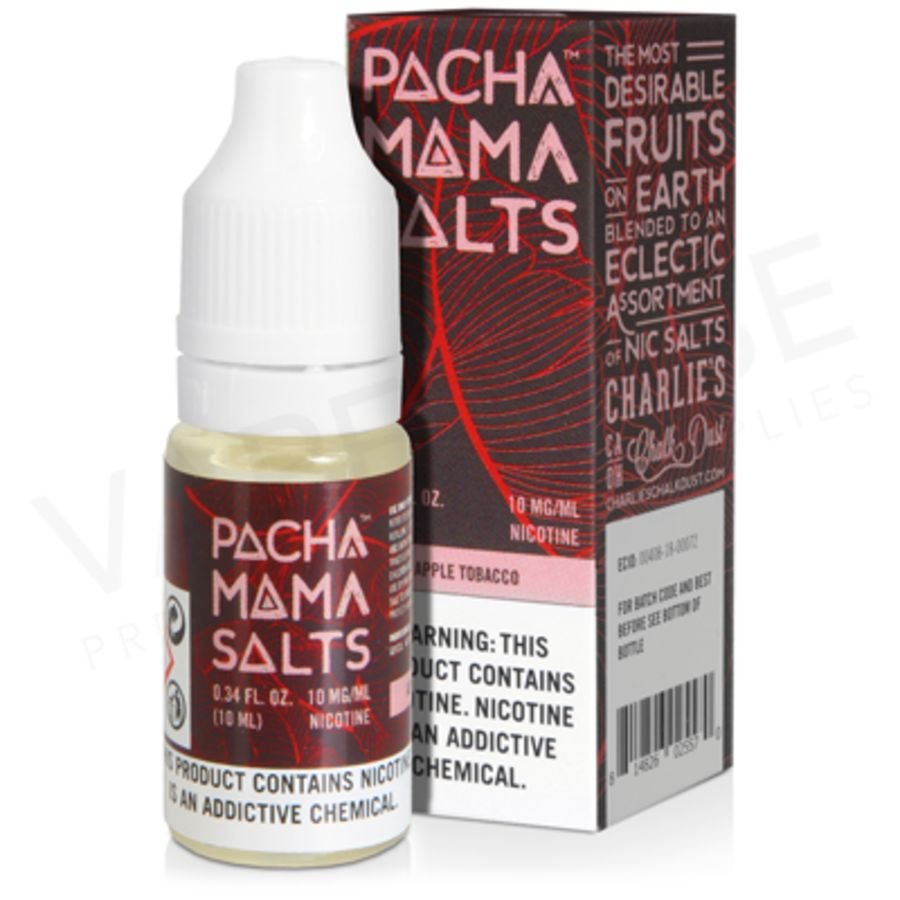 Apple Tobacco Salts By Pachamama