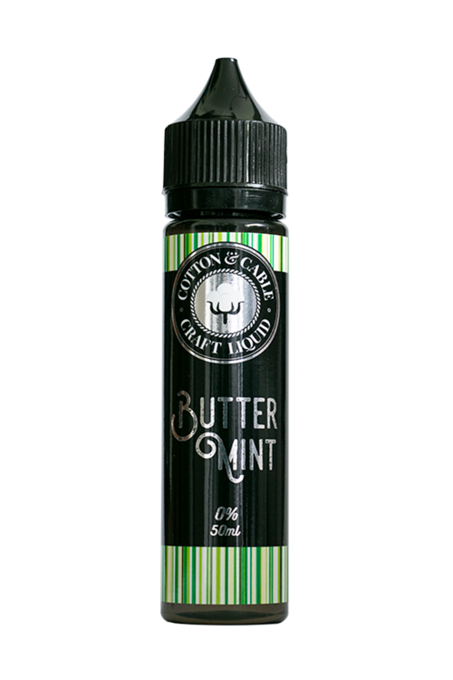 Buttermint By Cotton and Cable 50ml Shortfill