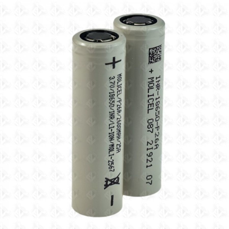 Molicell P26A 18650 Battery