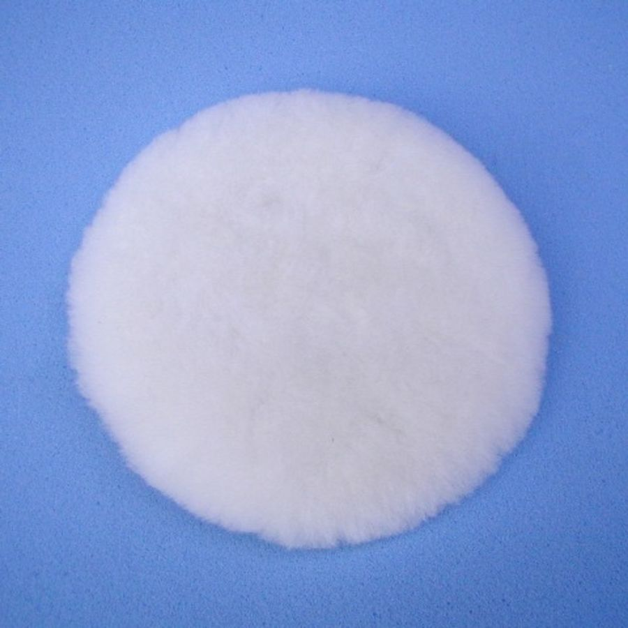 KWIK TOUCH 150MM LAMBSWOOL VELCRO BUFFING PAD