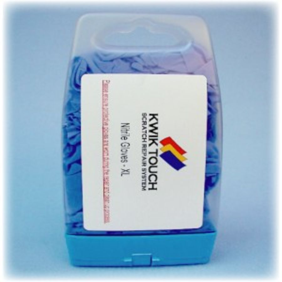 KWIK TOUCH NITRILE GLOVES (PPE)