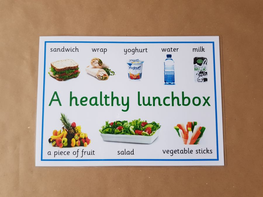 A Healthy Lunchbox
