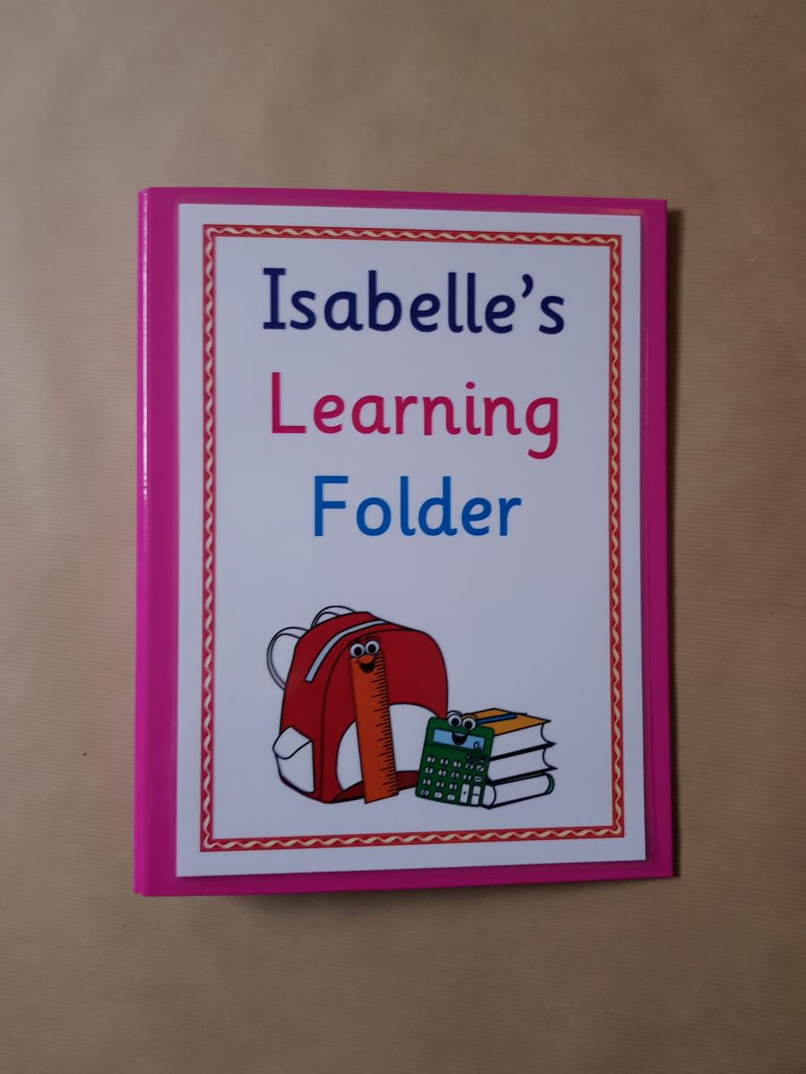 Year 2 Learning Folder