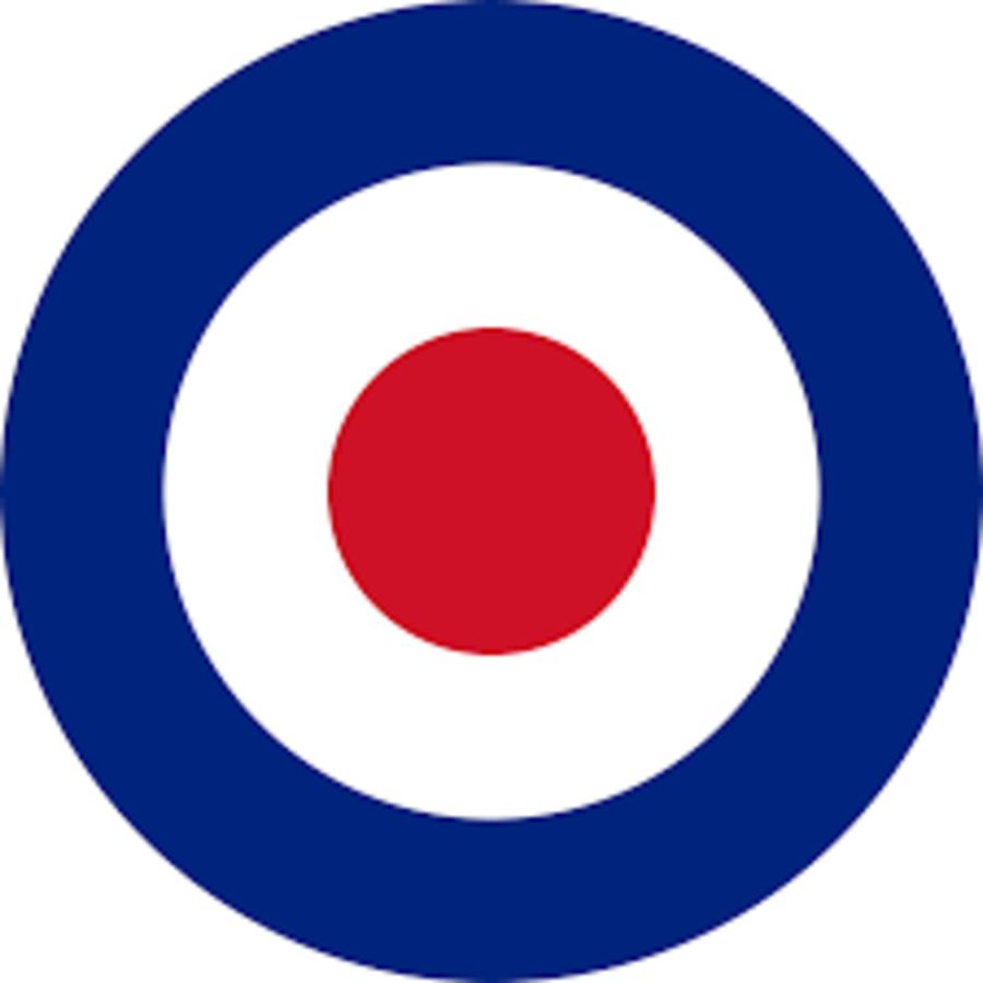 RAF - British Roundel - Type D