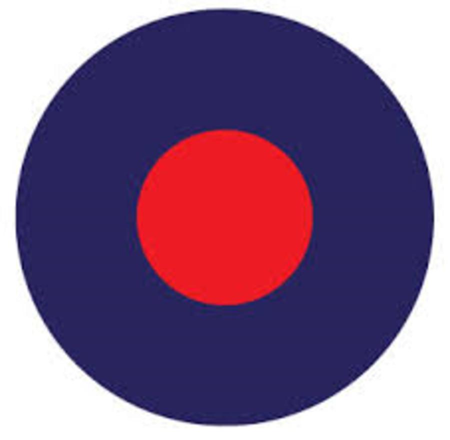 RAF - British Roundel - Type B