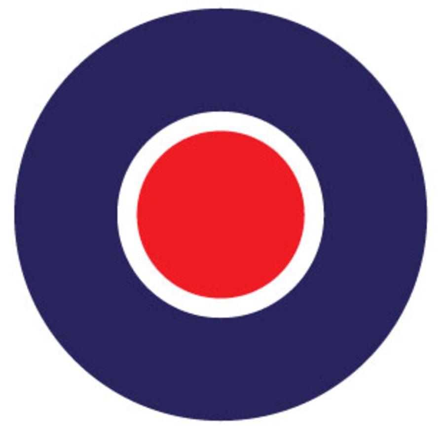 RAF - British Roundel - Type C