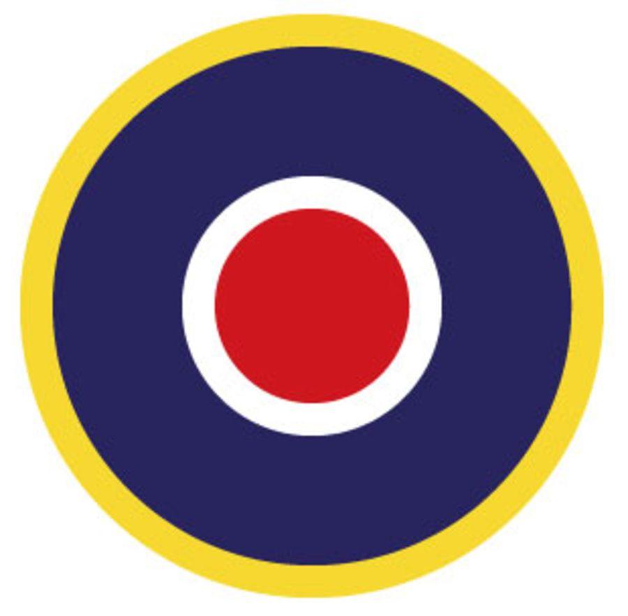 RAF - British Roundel - Type C1