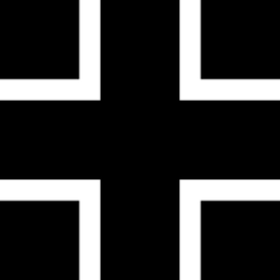 German Luftwaffe Type 1 Cross