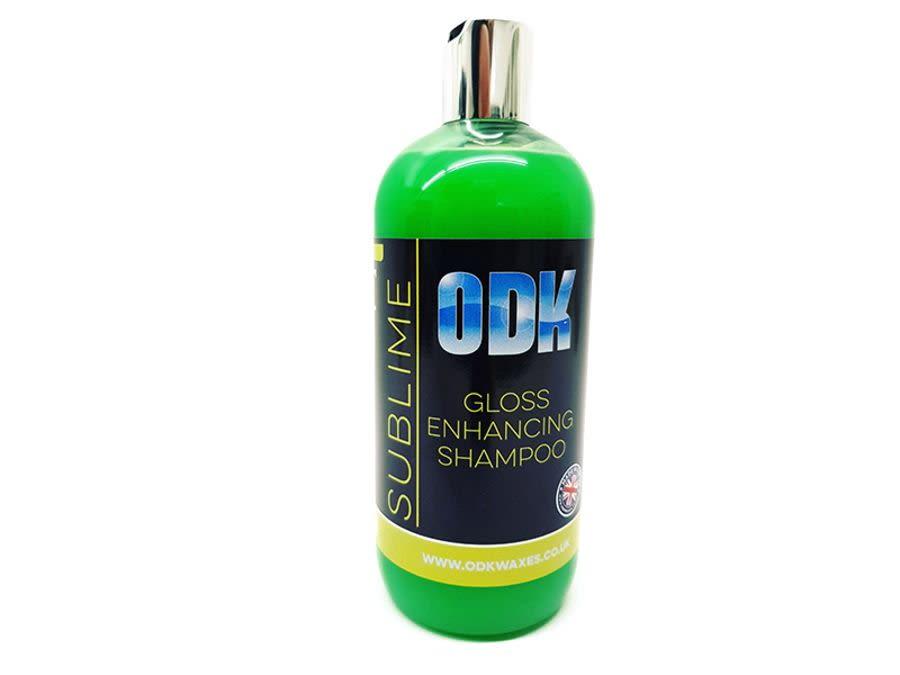 Sublime Gloss enhancing shampoo 500ml