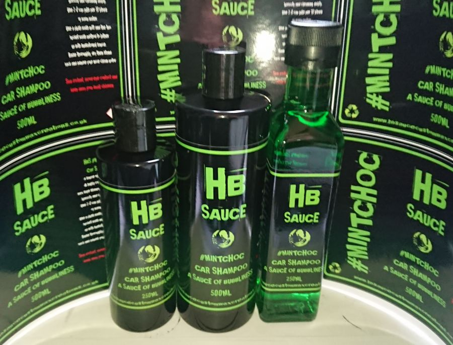 - HB Sauce Custom Wax Creations