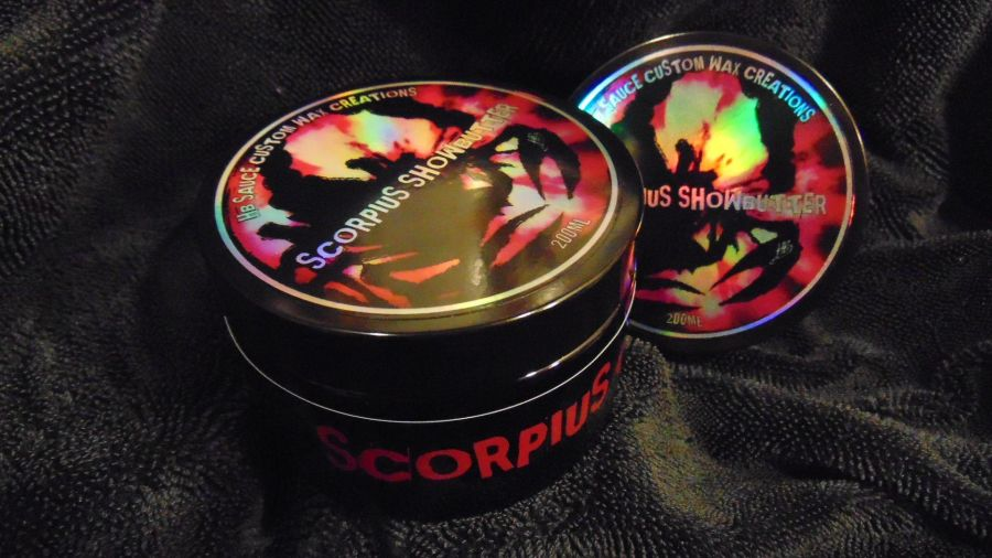 HBS Scorpius  Red Showbutter, 200ml