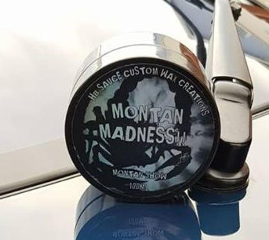 HBS Montan Madness, Montan Show wax Blend, 100ml
