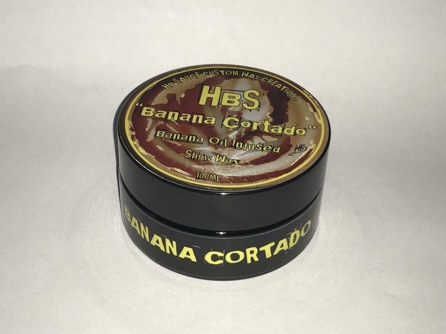 🍌☕️✨✨ Banana Cortado show wax 100ml