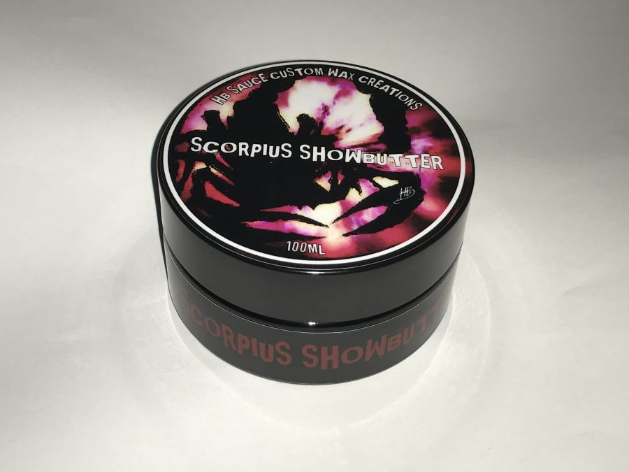HBS Scorpius Red show butter , 100ml