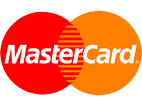 We accept Mastercard via Stripe Payment Gateway