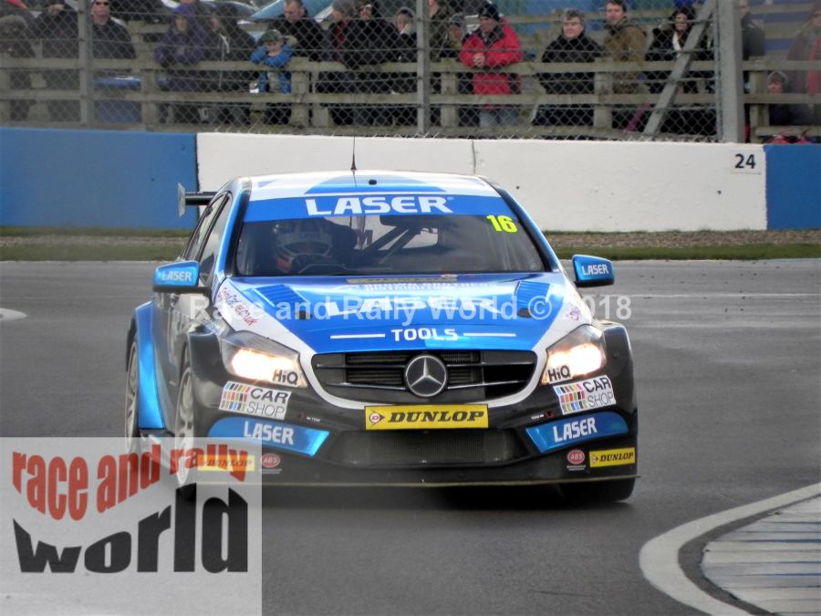 Mercedes Benz A-Class NGTC BTCC Touring Car