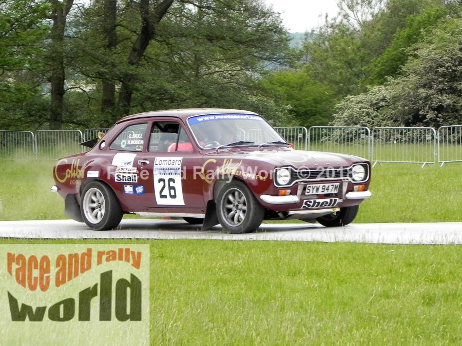 Ford Escort RS1600 Mk1 Rally Car