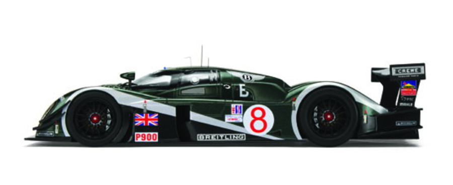 1:18 Bentley Speed 8 diecast model
