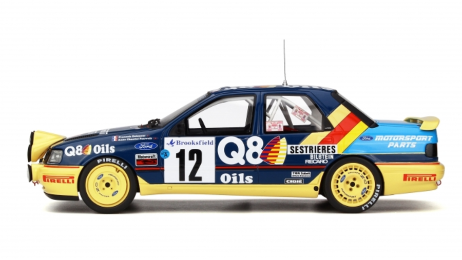 1:18 Ford Sierra Cosworth RS Group A Rally Car