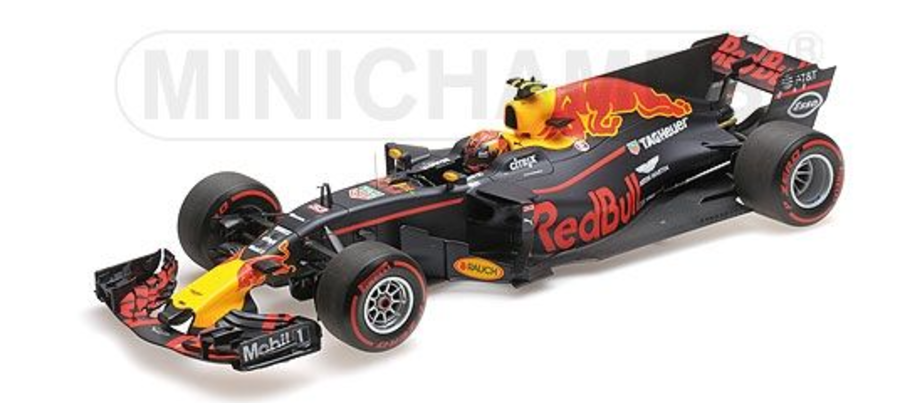 1:18 Red Bull Racing Tag-Heuer RB13 Max. Verstappen scale model