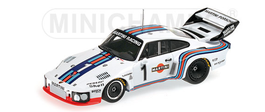 1:43 Porsche 935 'Martini Racing' - Ickx/Mass