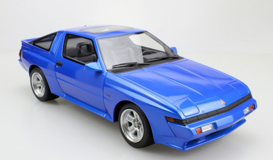 1:18 Mitsubishi Starion scale model