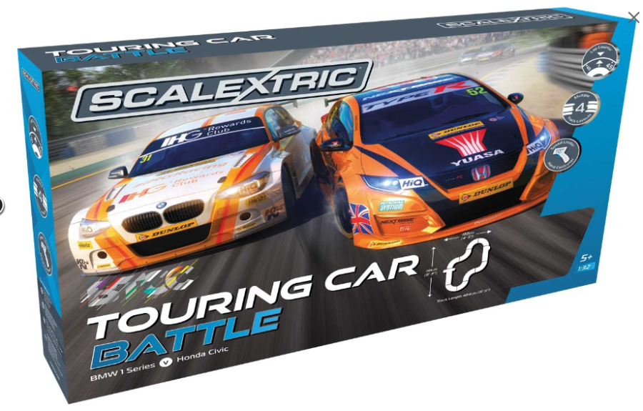 BTCC Touring Car Battle Set