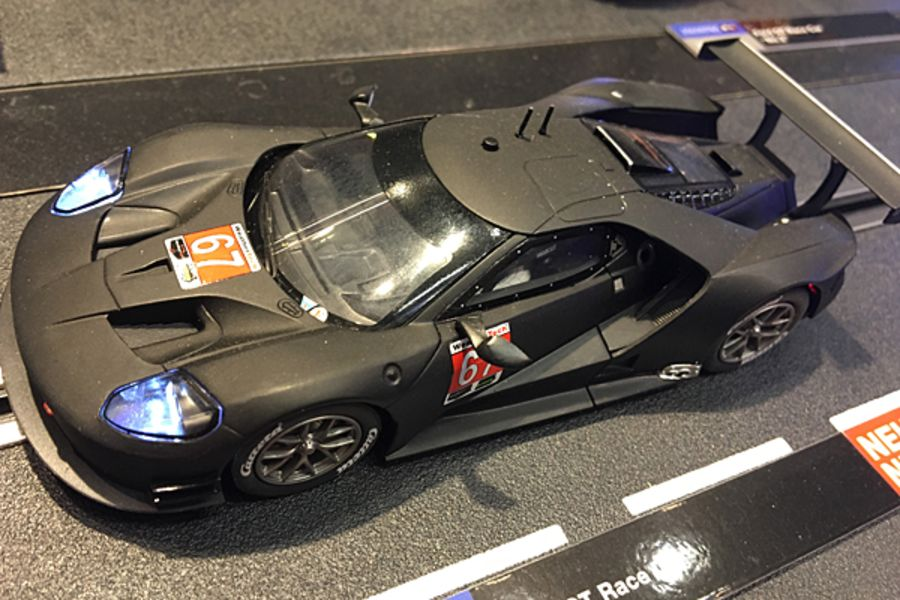 Evolution 1:32 Ford GT Race Car No.68