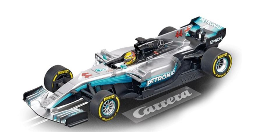 Evolution 1:32 Mercedes F1 W08 EQ Power+ LewisHamilton, No.44CA27574
