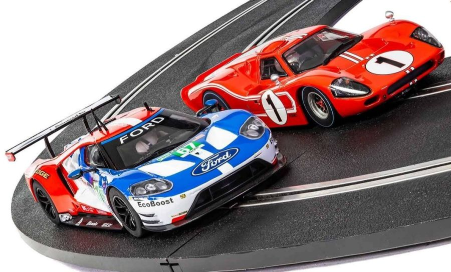Legends Le Mans 1967 – 50 Years of Ford Twin Pack