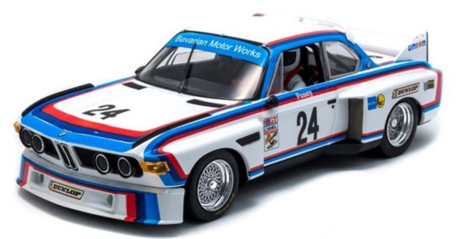 BMW 3.5 CSL IMSA BMW Motorsport No.24