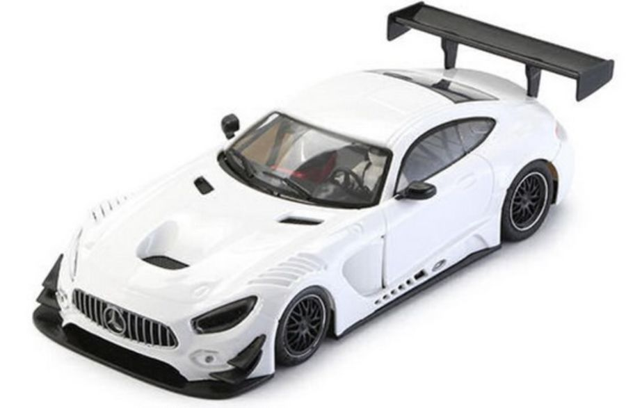 Mercedes-AWG Test Car White SW Shark 25k