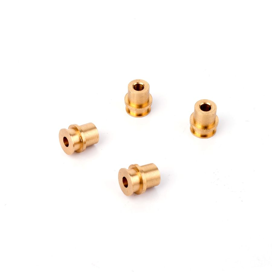 Long Brass Axle Bushings