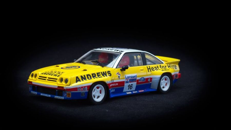 Opel Manta 400 Andrews Heat for Hire Limited Edition