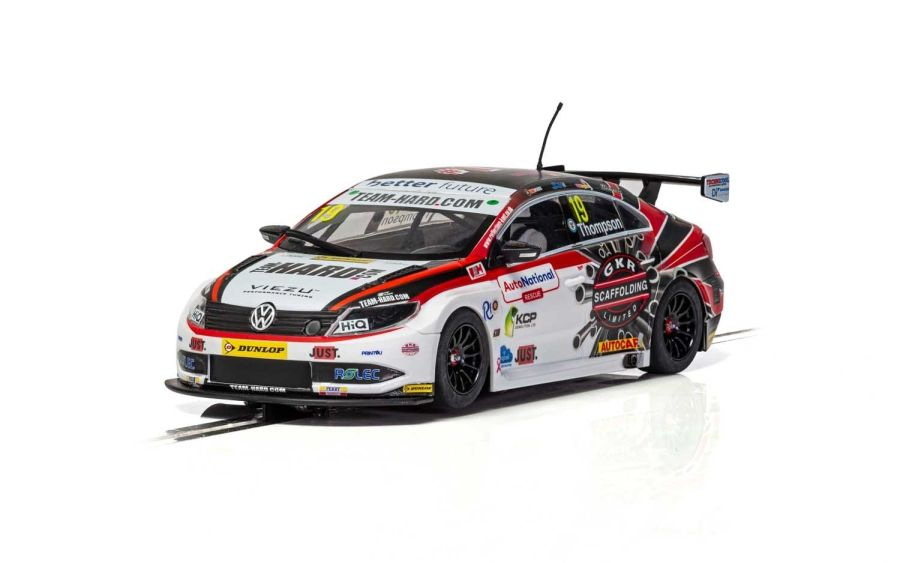 VW Passat CC Team HARD BTCC 2018 - Bobby Thompson