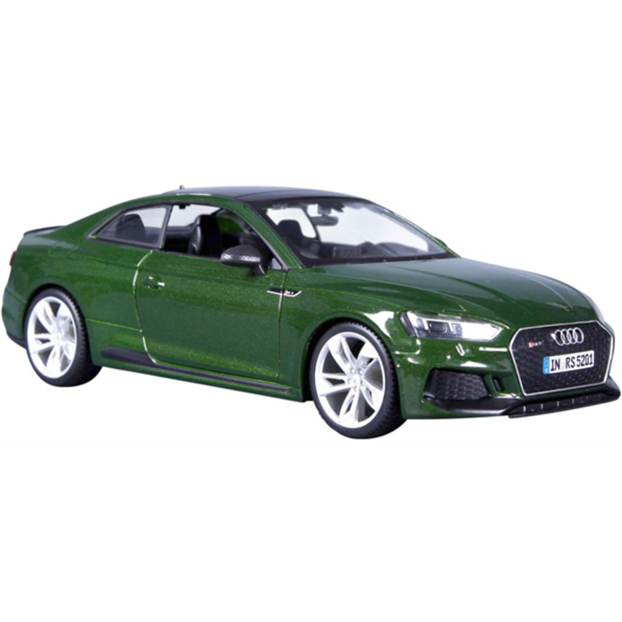1/24 Audi RS 5 Coupe 2019 Met green