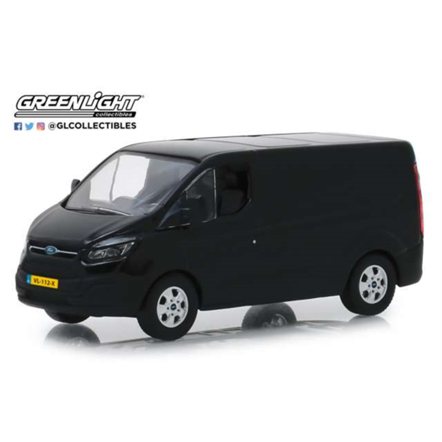 1/43 Ford Transit Custom 2015 - Shadow Black