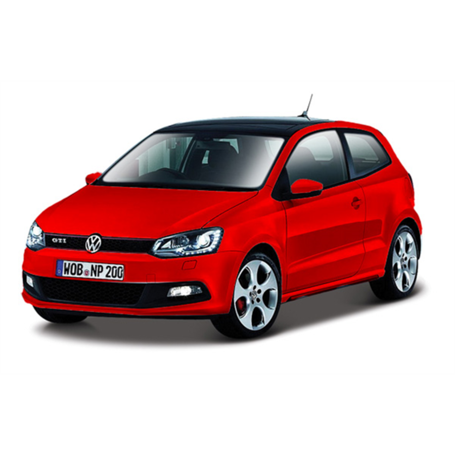 1/24 VW Polo GTi Mk 5 RED
