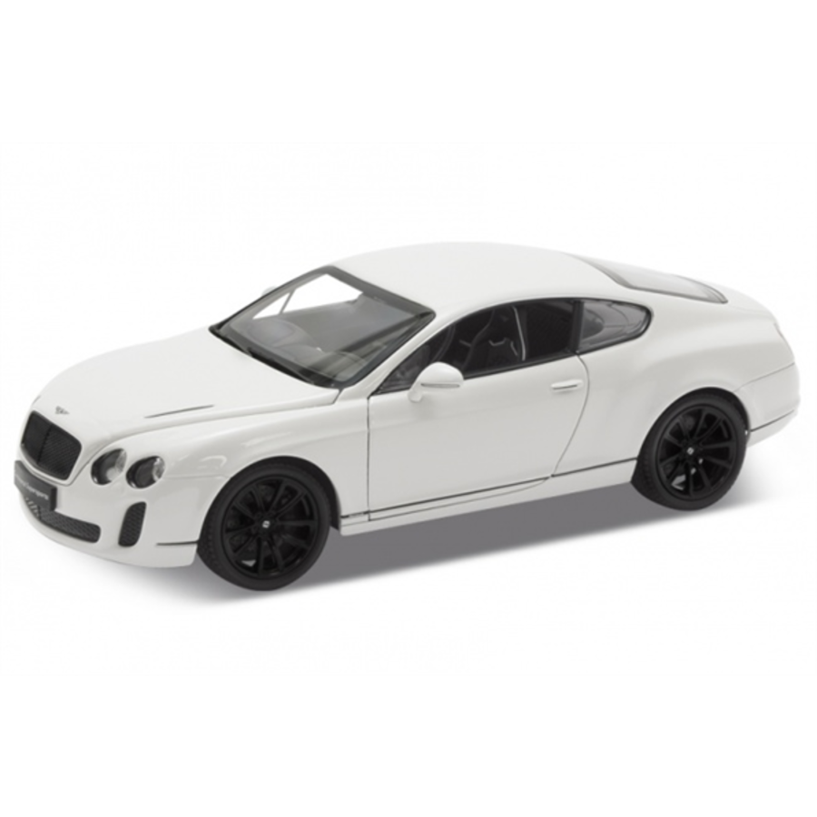 1/24 Bentley Continental Supersports - White