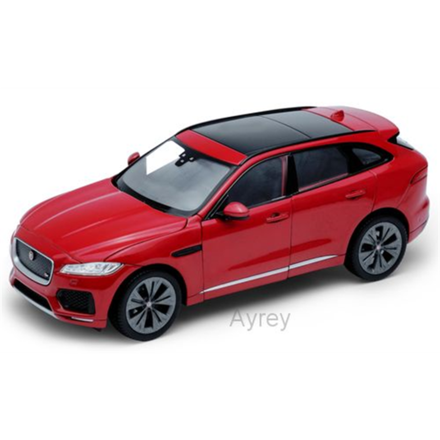 1/24 Jaguar F-Pace Red