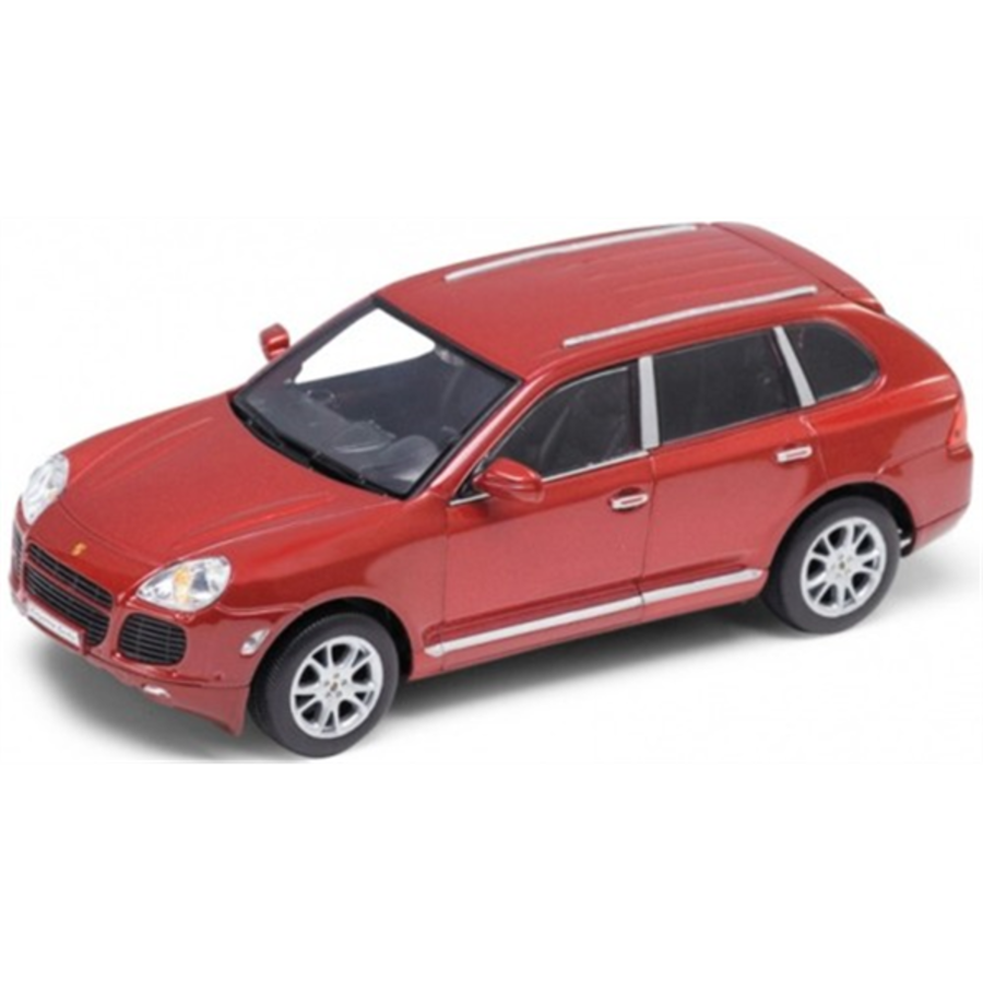 1/24 Porsche Cayenne Turbo - Dark Red